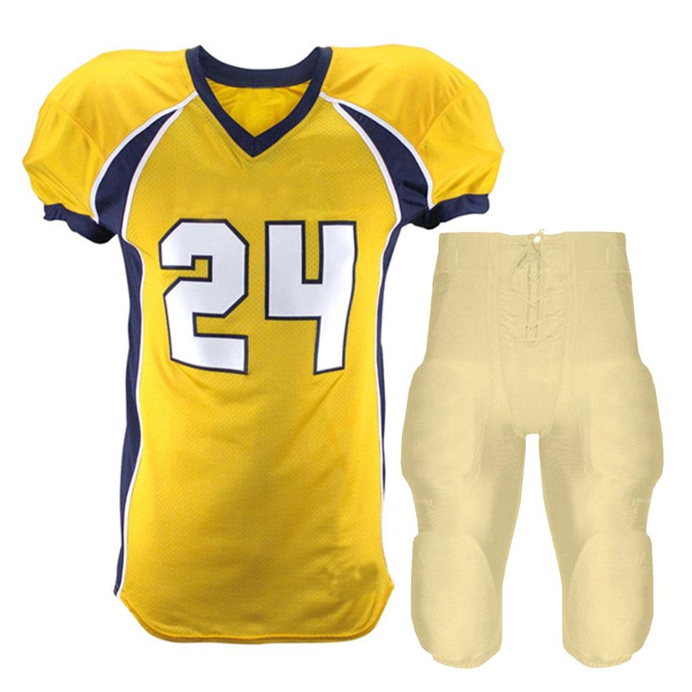 de377791f43 Art No: AI-AFU-0003American Football Uniformview details